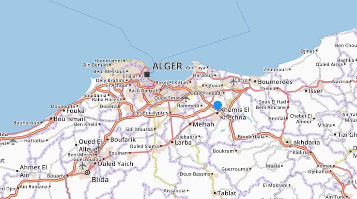 À vendre. Maison à Khemis-el-Khechna Algérie, 5 chambres